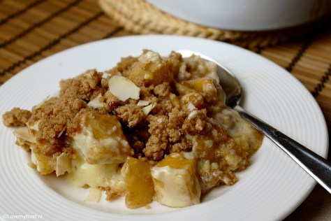 appel crumble speculaas 4