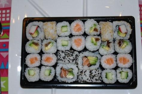 wk52 do sushi