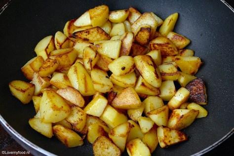 gebakken aardappels 3