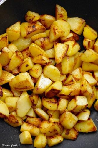 gebakken aardappels 4