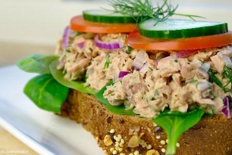 lunch-salade-met-tonijn-en-honing-mosterd-dille-saus-3