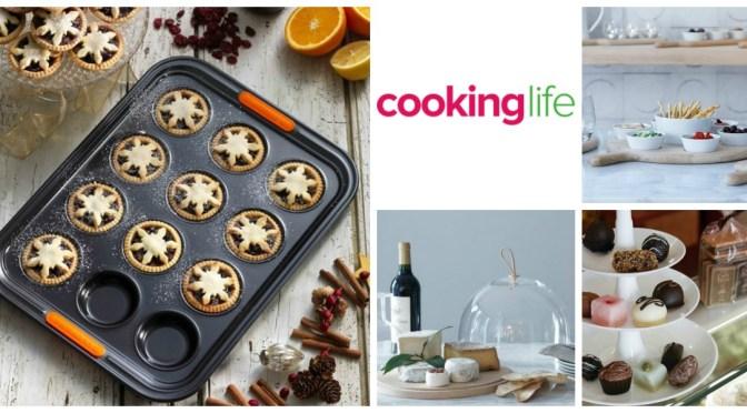 Kerstshoppen voor foodies: Cookinglife.nl