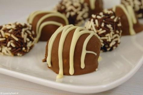 Chocoladetruffels met Amarula