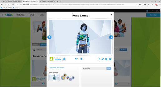 2018-08-24 04_58_55-The Sims - The Gallery - Official Site and 2 more pages - Microsoft Edge