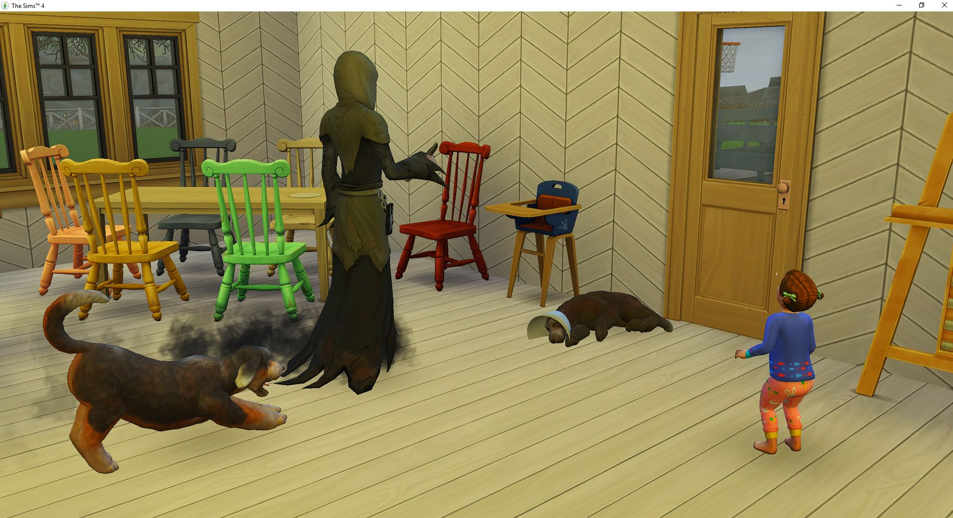 2019-01-06 15_26_13-The Sims™ 4