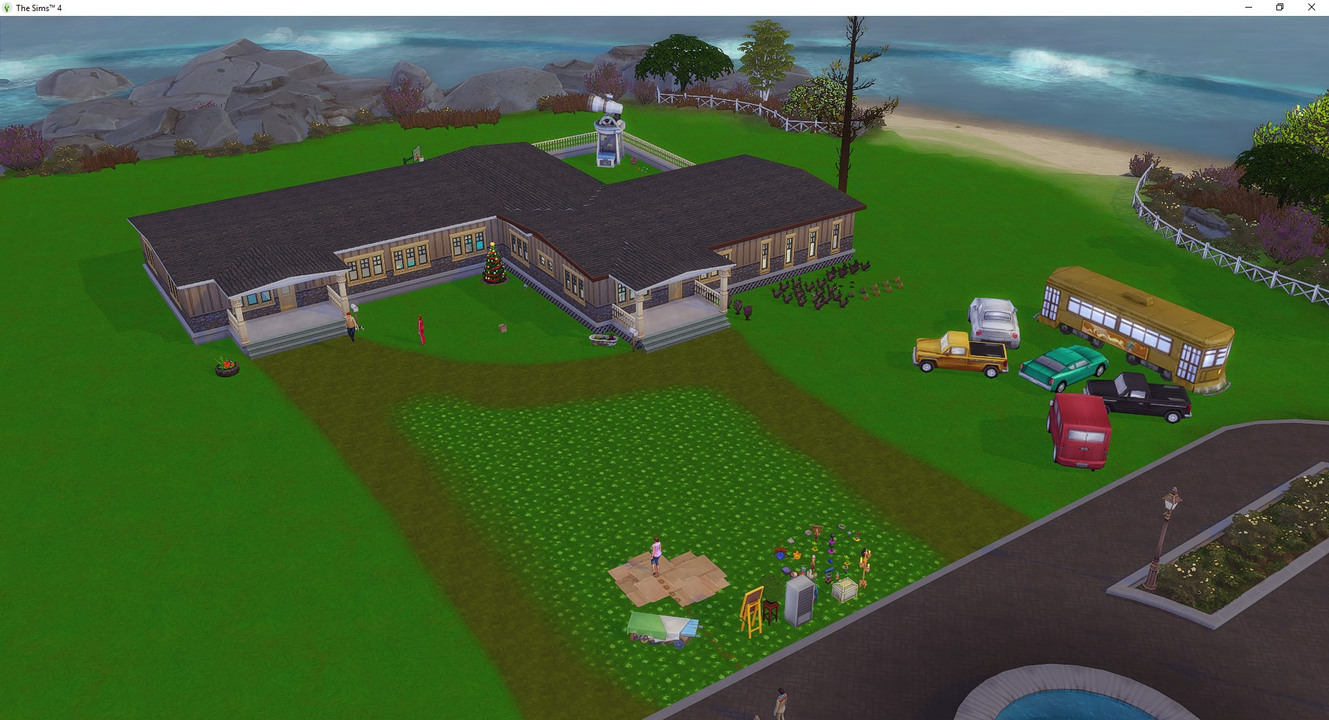 2019-09-21 13_54_18-The Sims™ 4