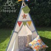 childrens jungle jive animal teepee