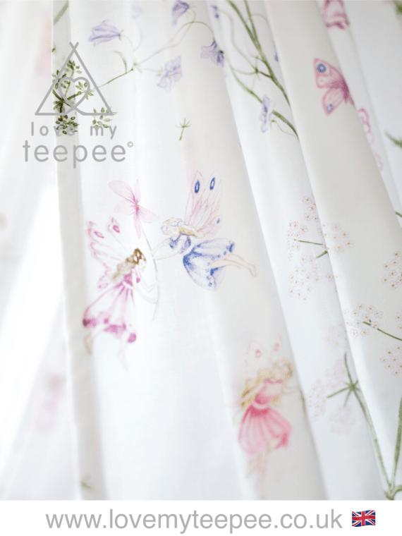sanderson fabric fairyland teepee