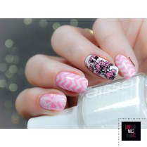 Twin Stamping MoYou London Flower Power 04