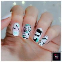 40 Great Nail Art Ideas - Music