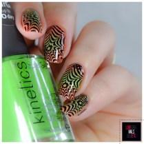Nail Art illusion - Major Dijit 09 - Modern Nails Art6