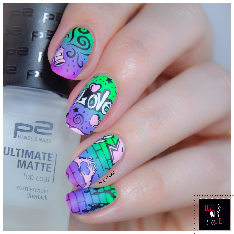 """#StampingMaster – ::: Nail Art """"Street"""" :::"""