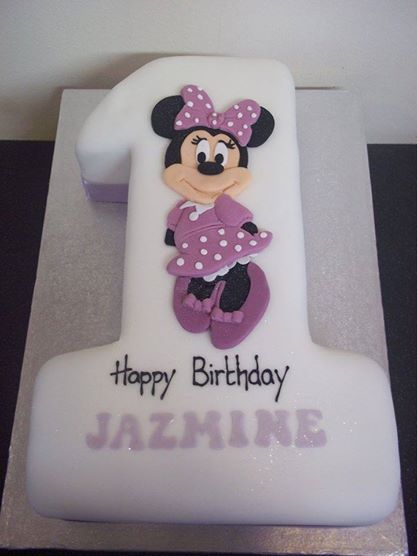 Childrens character birthday cakes