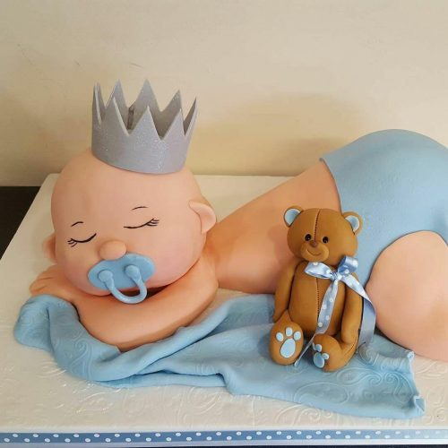 Baby Shower, Christening and Naming Ceremony Cakes