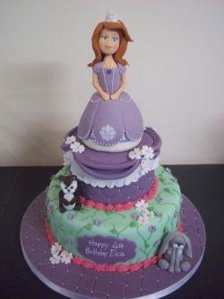 Childrens character birthday cakes