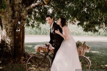 Un mariage éco-responsable - Lovenjoy