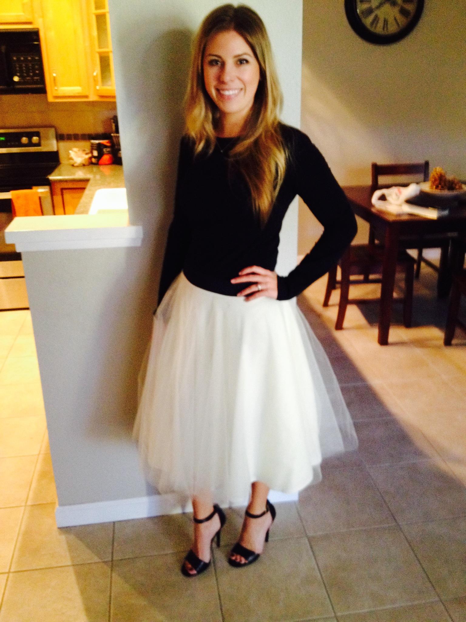 Tulle Skirt All Is Fair In Love Amp Warren