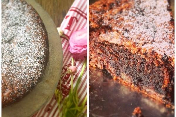 Torta Caprese …. eine italienische Schokoladen-Mandel-Torte ohne Mehl