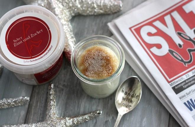 Sylter Milchreis mit Zimt & Zucker