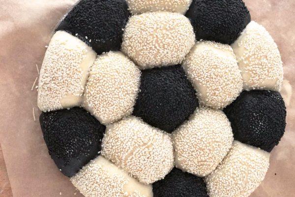 WM Brot ….. das Mitbringsel zur WM Party