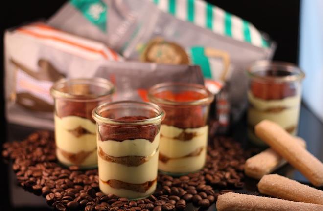 Tiramisu … mit einem ganz besonderen Kaffee