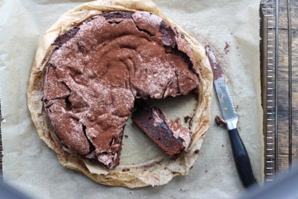Schoko – Meringue – Cake a la Donna Hay
