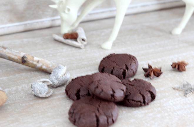 Blackies – Schokoladen Cookies