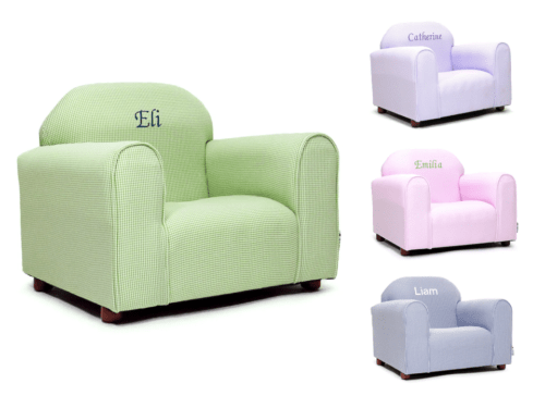 Magnificent Deal Ended Kids Personalized Upholstered Chair 84 88 Creativecarmelina Interior Chair Design Creativecarmelinacom