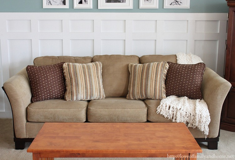 replacement sofa cushions laura ashley sofas credit no deposit easy inexpensive saggy couch solutions love take that old worn out make it look new again an