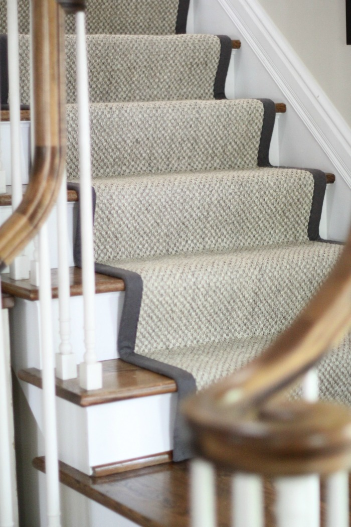 Tips for Installing a Stair Runner  Love of Home