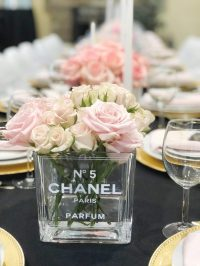 Coco Chanel Birthday Party Decoration Themes Ideas ...