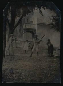 1800s tintype front