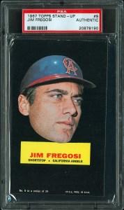 1967 Topps SU Fregosi Front