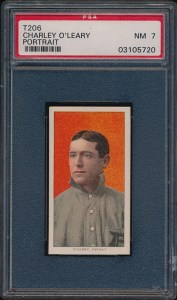 1909 T206 OLeary Front