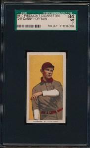 1910 T206 Hoffman Front