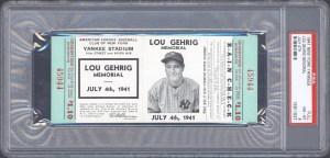 Gehrig Ticket A