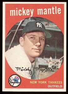 1959 Mantle