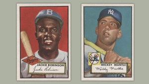 1952 Topps find