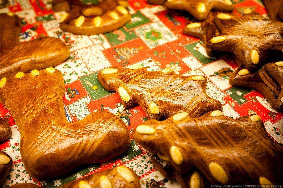 Рождественский базар в Германии
