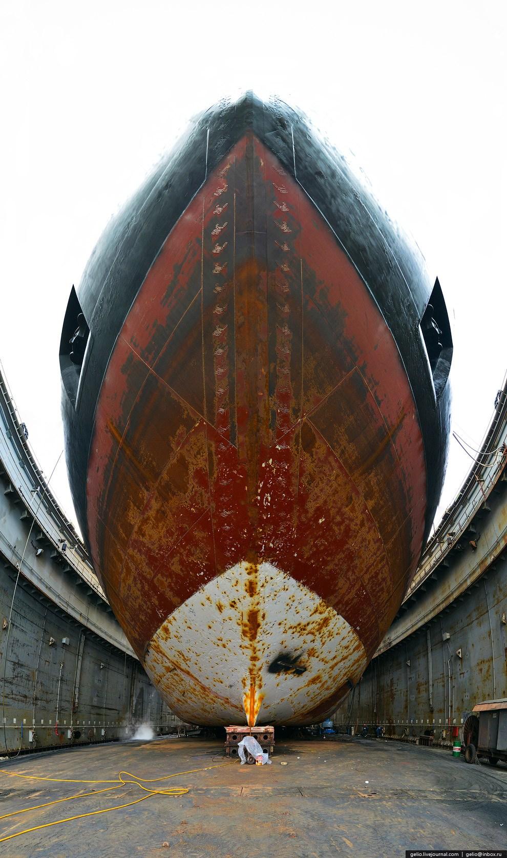 Атомный ледокол «Таймыр»
