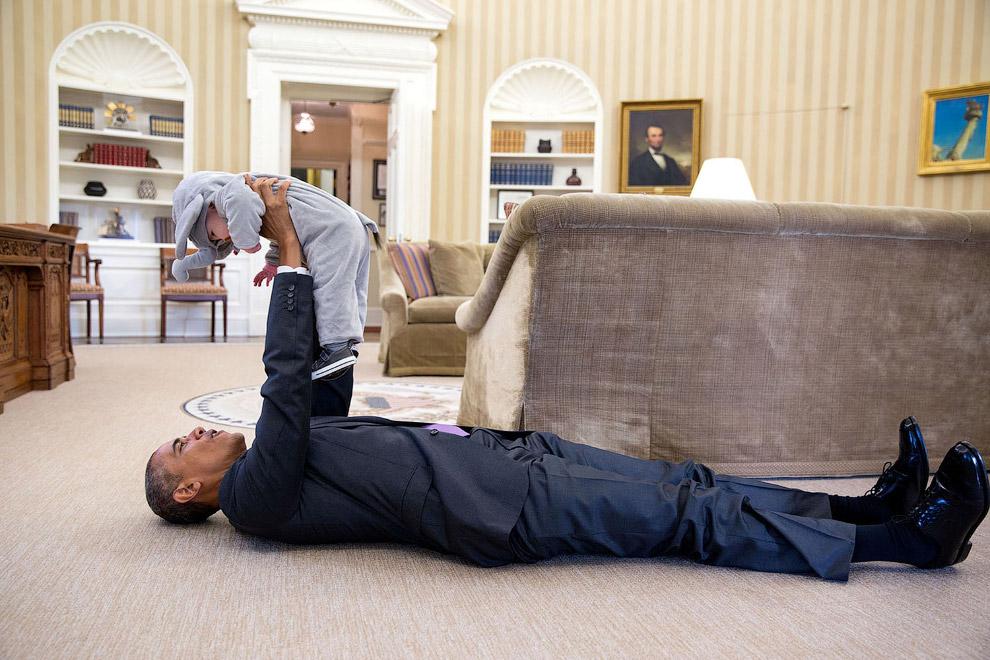 Хэллоуин в Белом доме
