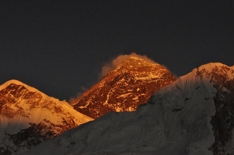 №3. Эверест, Непал/Тибет