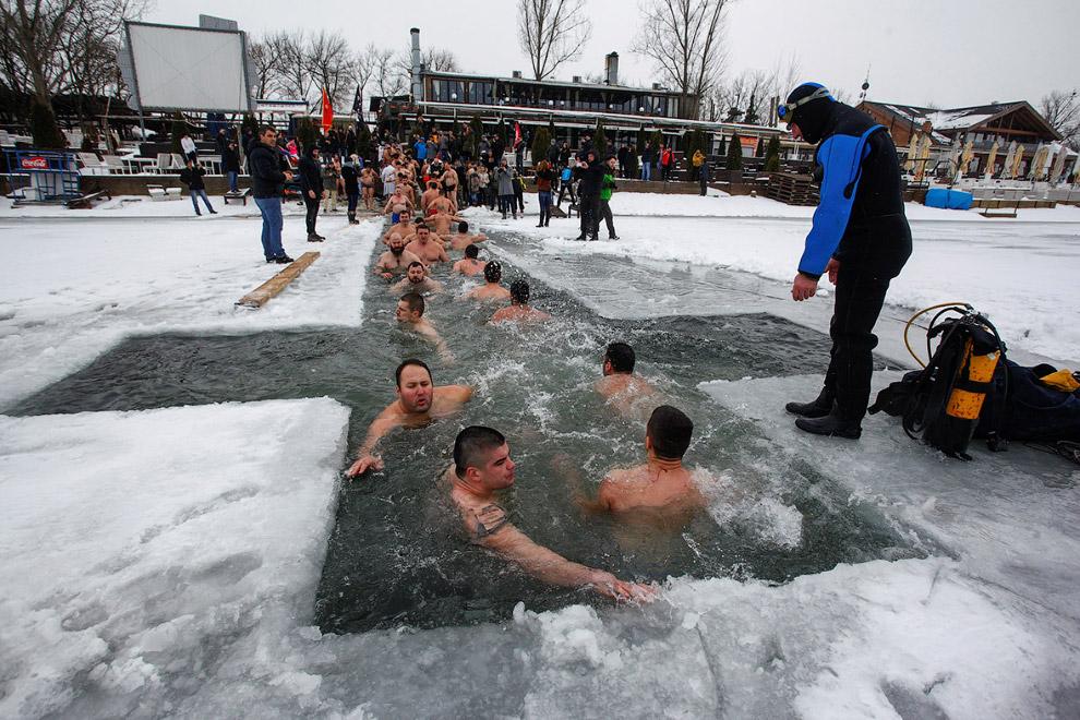 Крещенские купания 2017