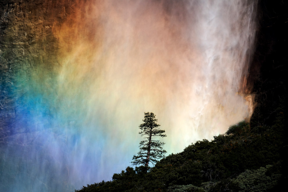 Водопад Йосемити, Калифорния