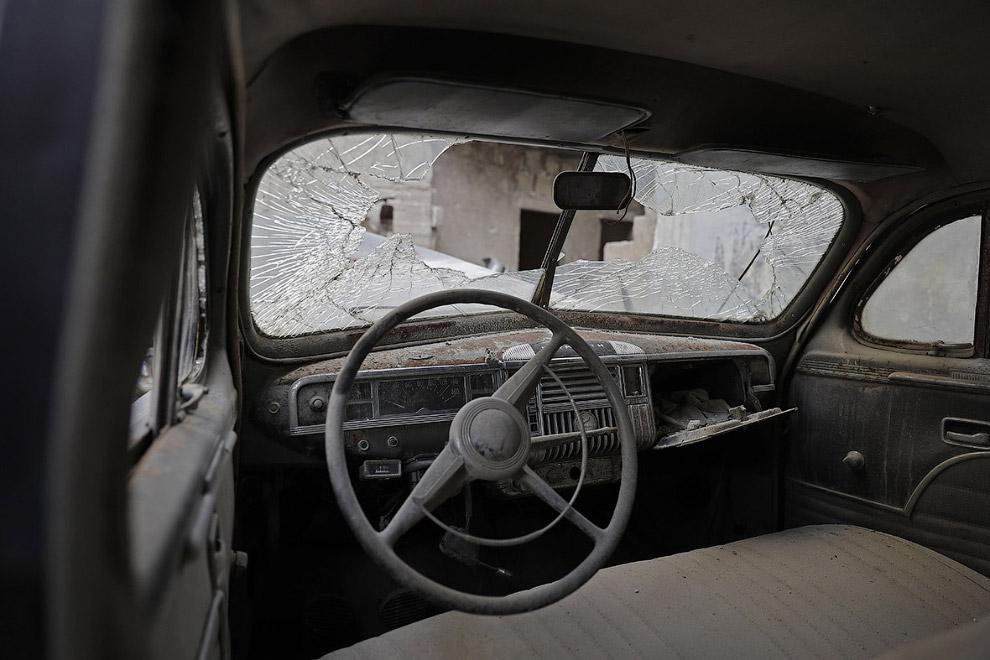 Интерьер Плимута 1947 года