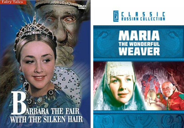Варвара-краса длинная коса и Марья-искусница