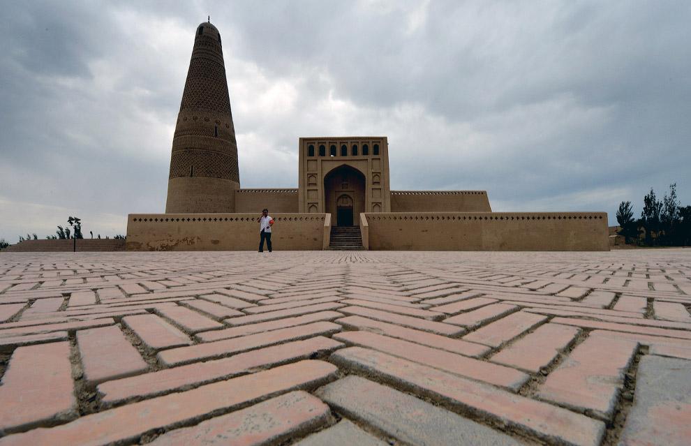 Мечеть в Турпане, Синьцзян