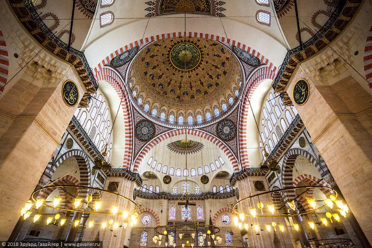 Самые красивые мечети османских султанов в Стамбуле