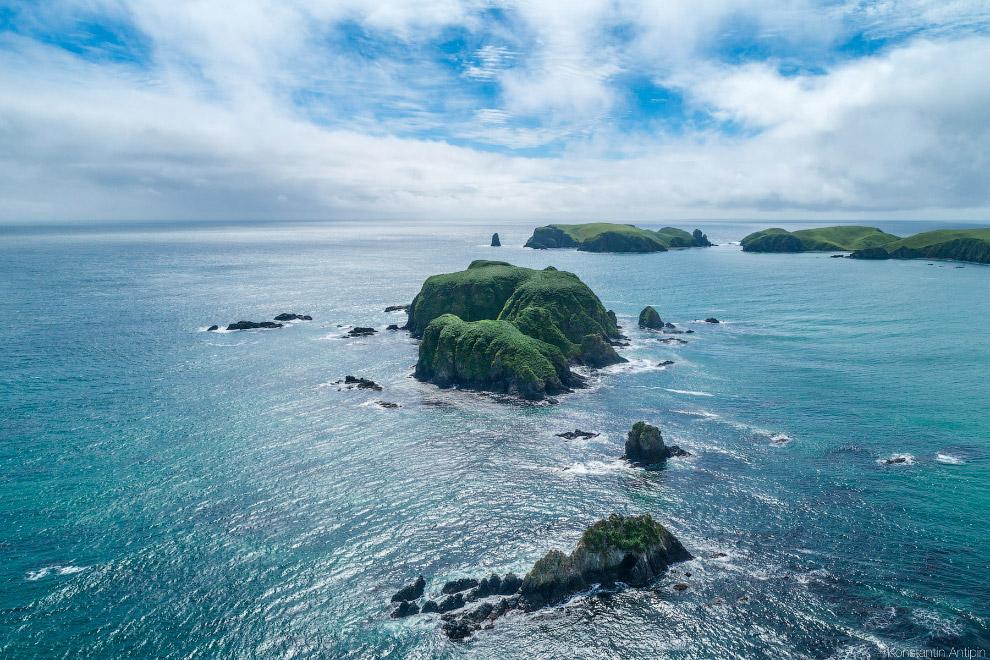 Остров Средний