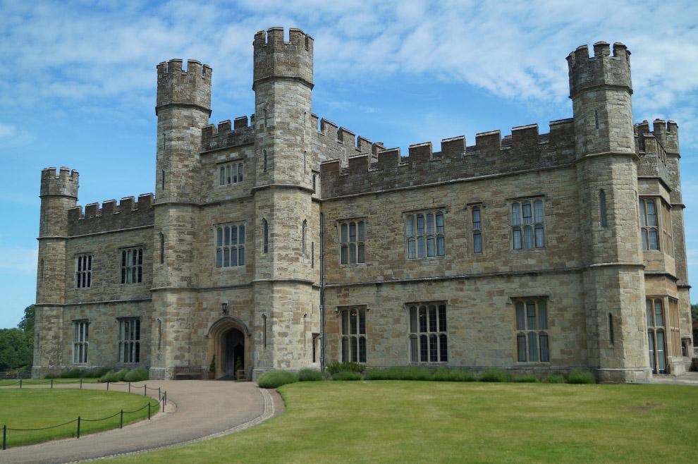 Замок Лидс, Великобритания